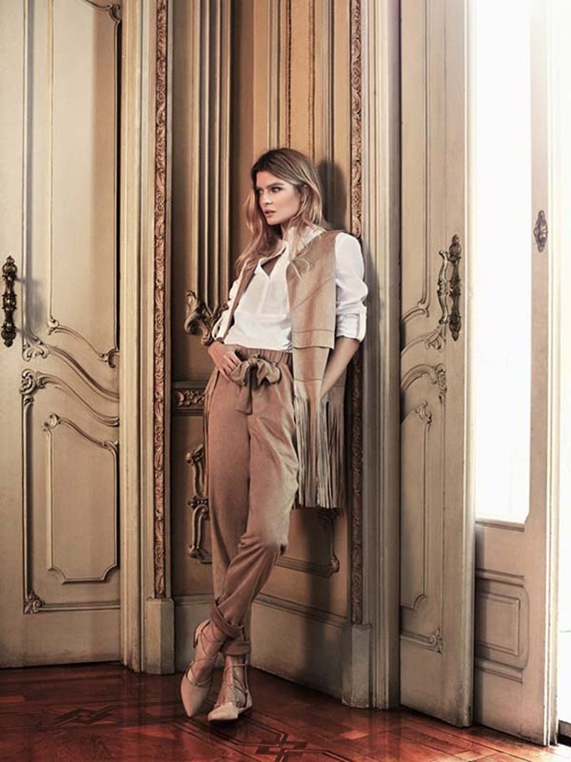 CAMPAIGN: Cristina Tosio for Javier Simorra Spring 2016 by ...