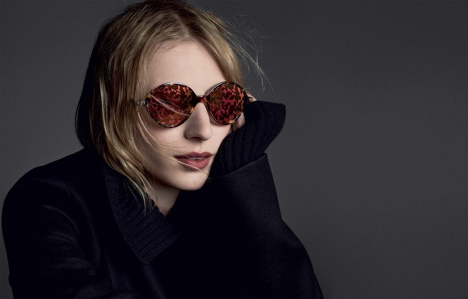 CAMPAIGN: Julia Nobis for Dior Fall 2016 by Steven Meisel ...