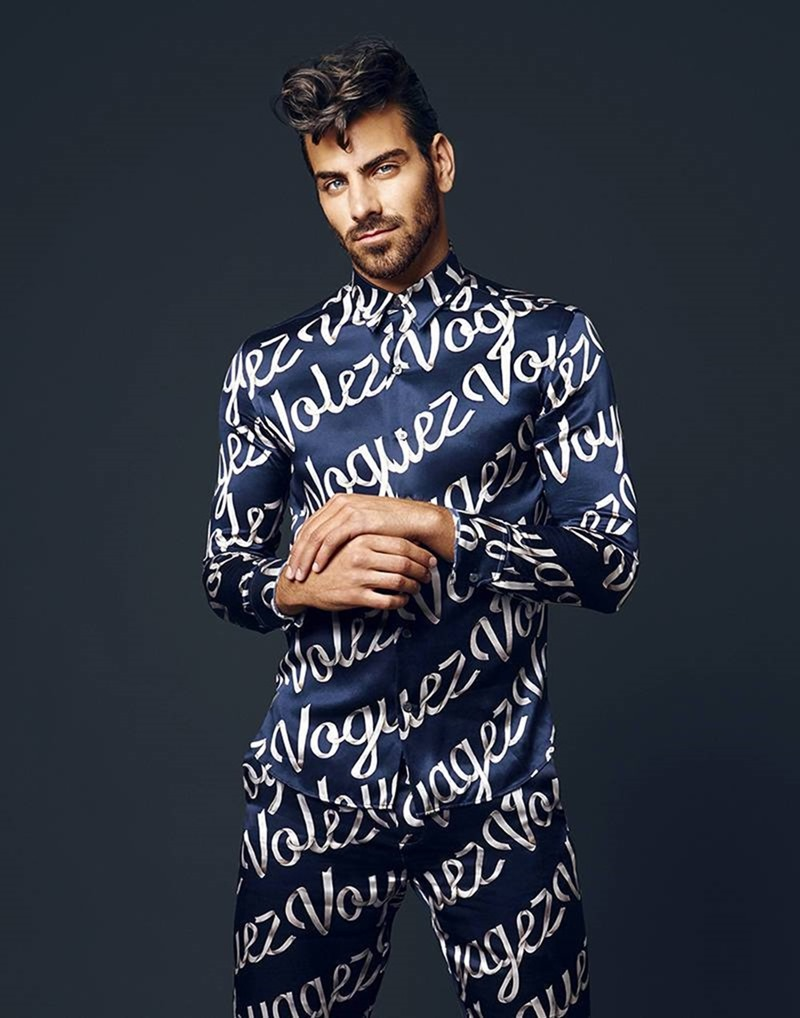 Fashion Photography Nyle Dimarco For Prestige Hong Kong Fall 2017 Image Amplified
