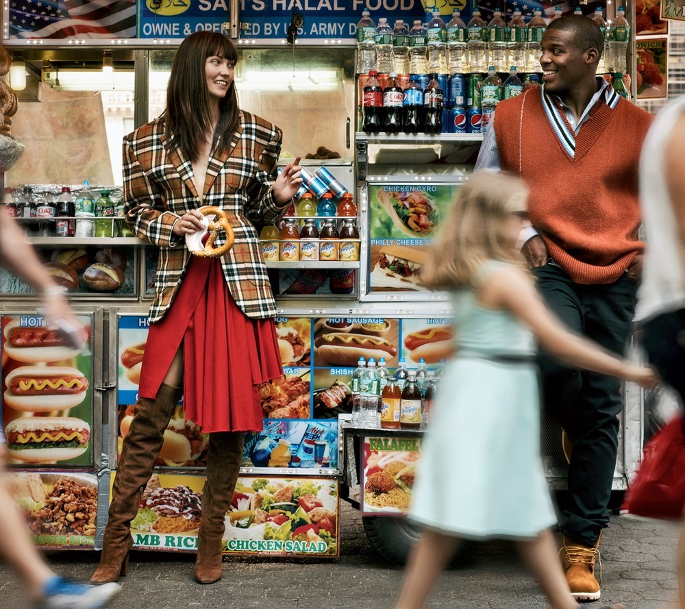 Vogue Magazine Karlie Kloss Amp Cam Newton By Gregory