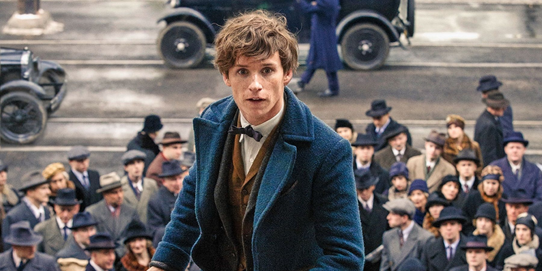 Fantastic Beasts and Where to Find Them (2016) - Rotten