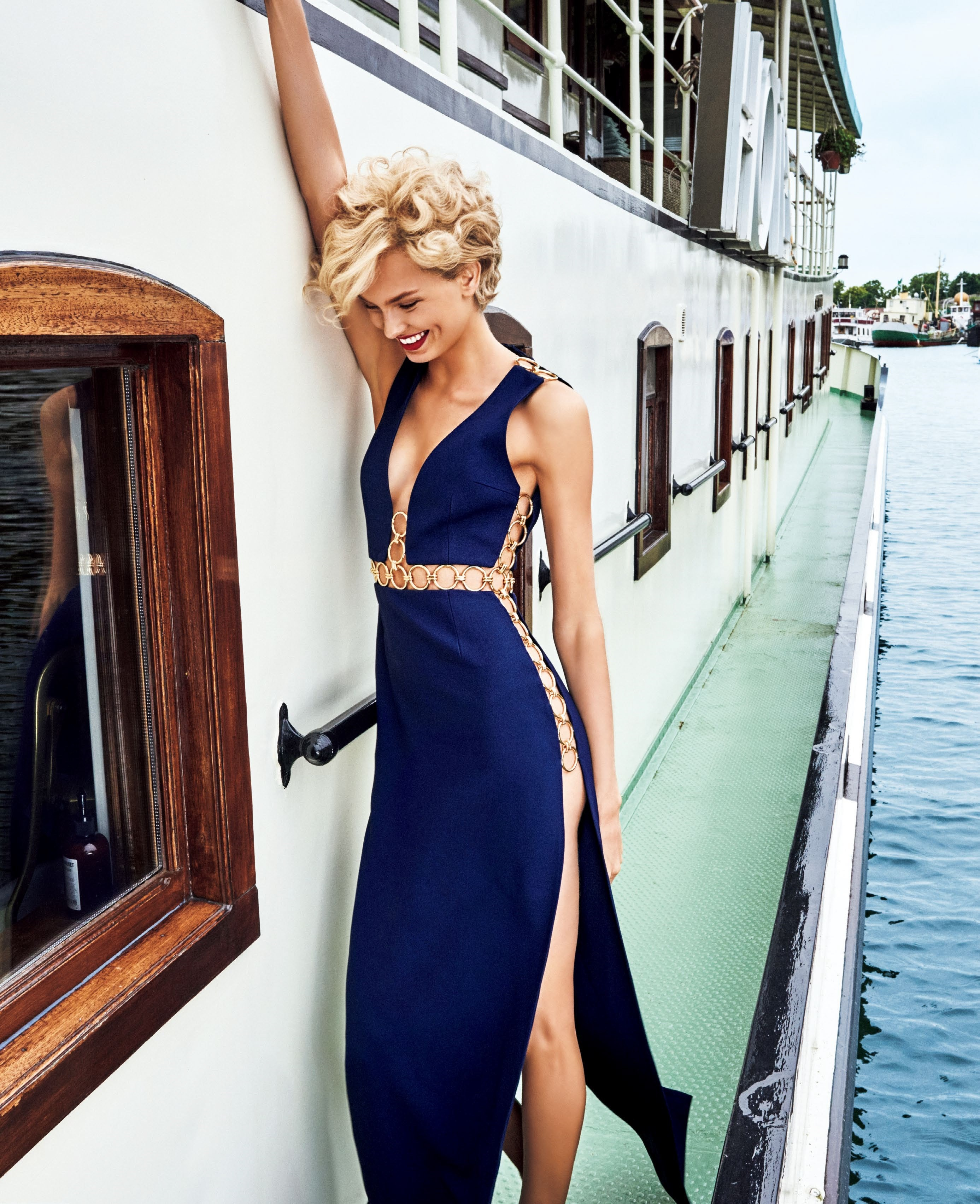 Vogue Japan Romee Strijd By Mariano Vivanco Image Amplified