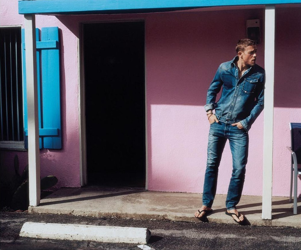 Instyle Magazine Charlie Hunnam By Billy Ballard Image Amplified