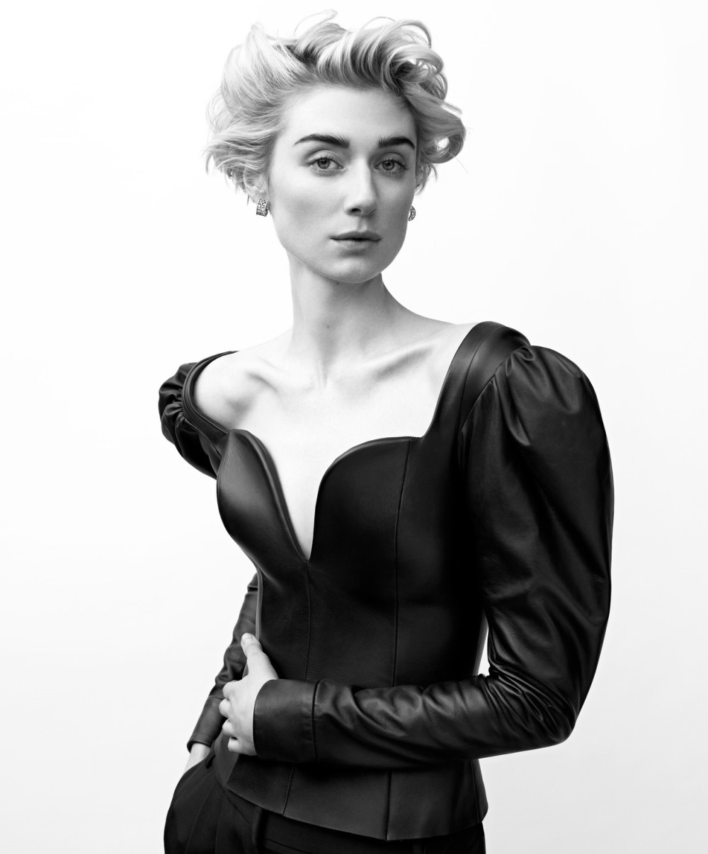 porter magazine elizabeth debicki by bjorn ioos image amplified. Black Bedroom Furniture Sets. Home Design Ideas