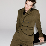GQ MAGAZINE: Robert Pattinson by Daniel Jackson