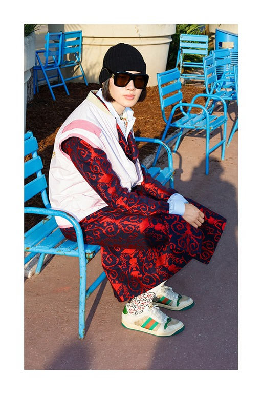 Collection Gucci Cruise 2019 By Martin Parr Wwwimageamplifiedcom