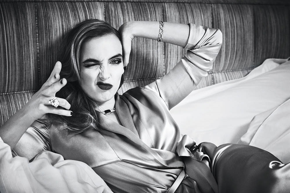 Town Country Jodie Comer By Marc Hom Image Amplified