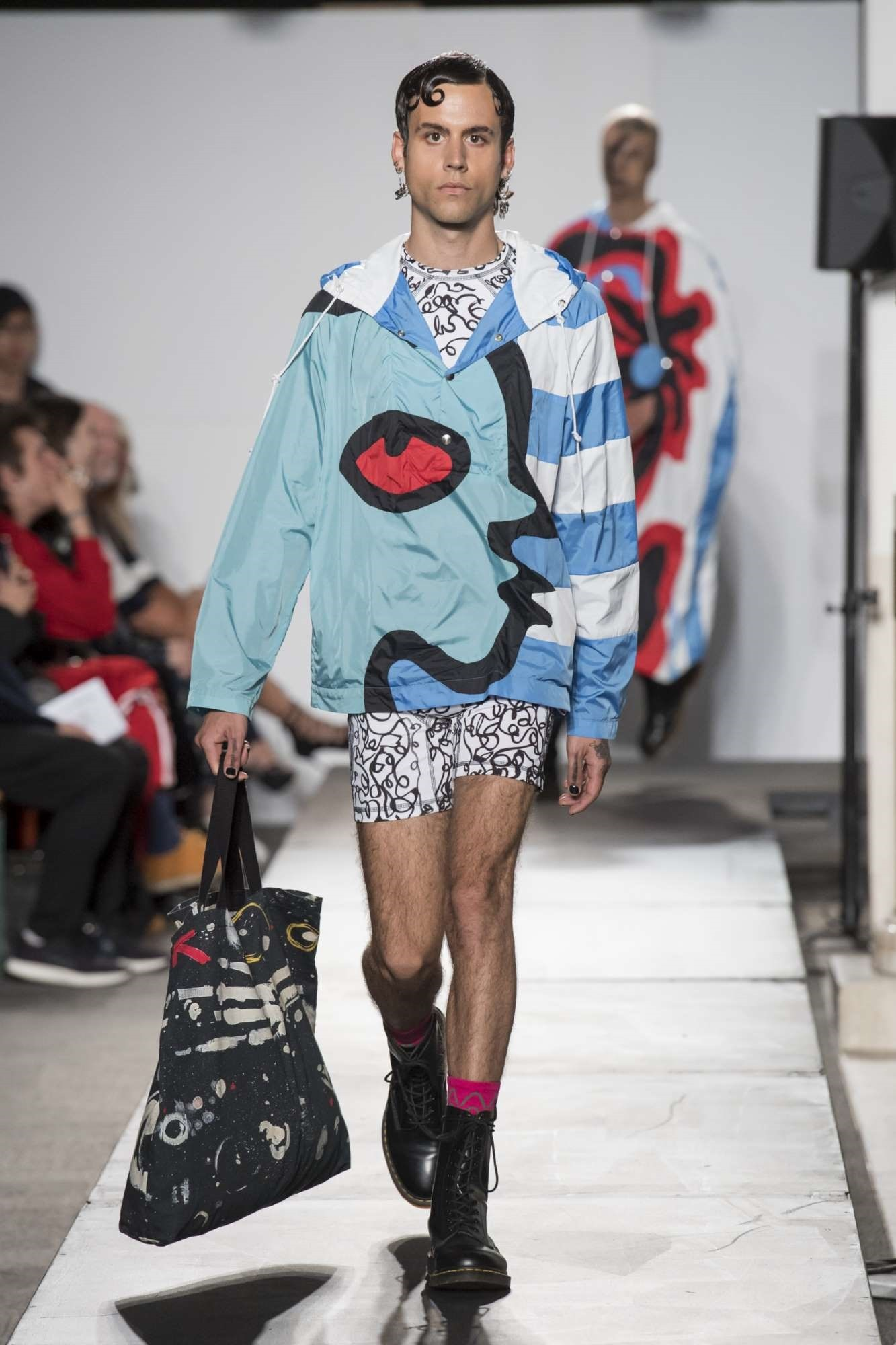 London Fashion Week Men Charles Jeffrey Loverboy Spring