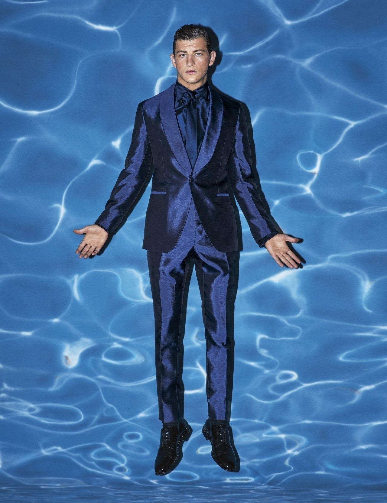 W MAGAZINE: Tye Sheridan by Ethan James Green - Image