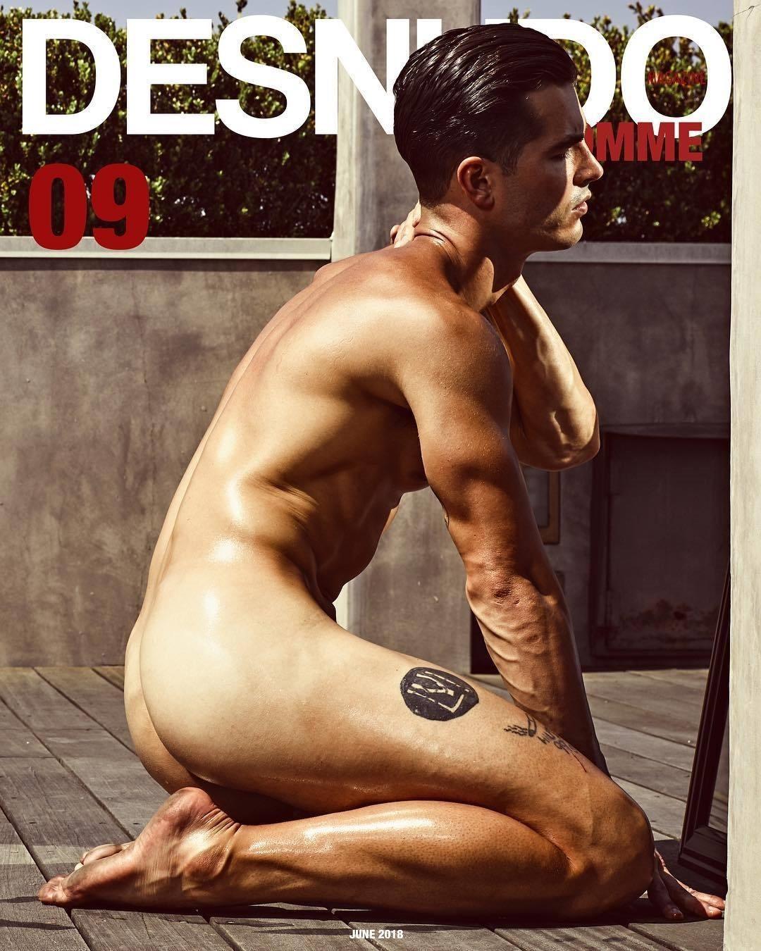 Andrea García Al Desnudo desnudo magazine: andrew biernatbrian kaminski – image